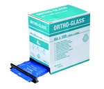 Splint Roll Ortho-Glass 4 Inch X 15 Foot Fiberglass White