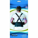 Sport-Aid Back Support Belt Medium / Large Hook and Loop Closure 32 to 44 in 9 in Unisex