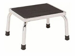 Step Stool 1-Step Chrome Plated Steel