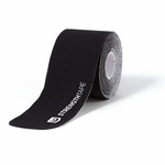 StrengthTape 5m (16.7) Roll of 20 Pre-Cut 10 in Strips - Black