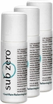 Sub-Zero Cool Pain Relieving Gel Roll-On - 3 oz (3 Pack)