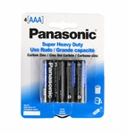 Super Heavy Duty AAA Battery - 4ea