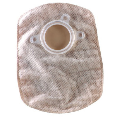 Sur-Fit Natura Colostomy Pouch Two-Piece System 5 in Length, Mini Closed End 1 3/4 in  1 3/4 in