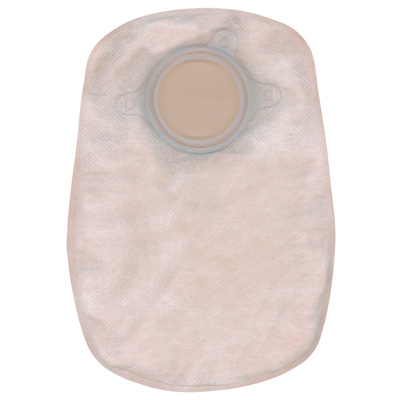 Sur-Fit Natura Colostomy Pouch Two-Piece System 8 in Length Closed End Opaque 2 1/4 in
