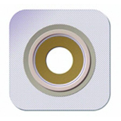 Sur-Fit Natura Ostomy Barrier Sur-Fit Natura, Stomahesive Trim to Fit, Moldable, Flexible 1-3/4 in Flange Hydrocolloid 7/8 to 1-1/4 in Stoma