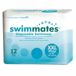 Swimmates Disposable Swimwear - XXL-Plus - 2848 48 /cs (4 bags of 12)