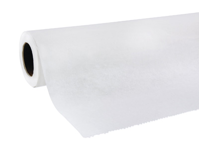 Table Paper McKesson 18 Inch White Smooth - 18-812