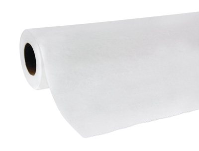 Table Paper McKesson 21 Inch White Smooth - 18-814
