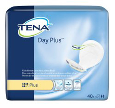 TENA Heavy Pads Day Plus - 62618 - 80/cs