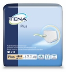 TENA Protective Underwear, Plus Absorbency - Large - 72338 - 72/cs