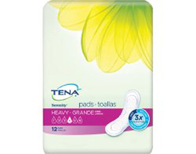 TENA Serenity Heavy Long Pads - 47300 - 72/cs