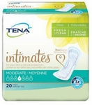 TENA Serenity Moderate Regular Pads - 41300 - 120/cs