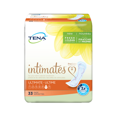 TENA Serenity Ultimate Pads (Econ) - 54305 - 99/cs