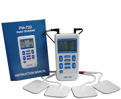 ProM-720 TENS & Electro Muscle Stimulation Combination Unit