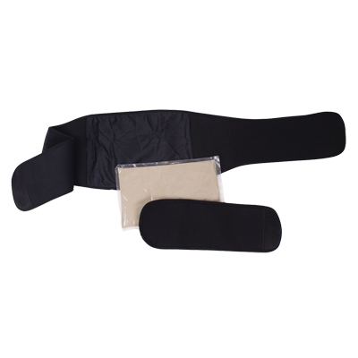 Thera-Med Clay Compression Back Wrap TMF60002