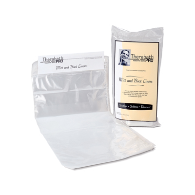 Therabath Mitt and Boot Liners - case 1,000 ea  (10 pack)