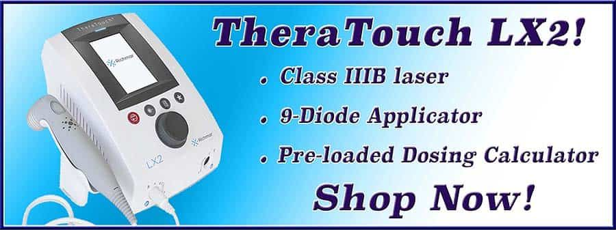 Now available - TheraTouch LX2!!