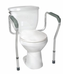 Drive Medical Toilet Safety Frame Model 12001kd-1