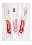 Colgate White Adult Soft Toothbrush - Case of 144