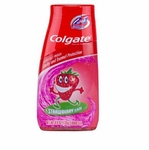 Colgate Kids 2 In 1 Strawberry Flavor 4.6 oz. Bottle Toothpaste - Case of 12