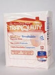Tranquility SlimLine Breathable Briefs - X-Large - 2307 72 /cs (6 bags of 12)