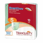 Tranquility SmartCore Disposable Briefs - Small  - 2311