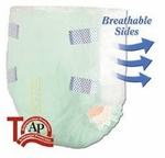 Tranquility SmartCore Disposable Briefs - XXL-Plus - 2315 32 /cs (4 bags of 8)