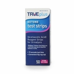TRUEplus® Ketone Test Strips, 50 ct