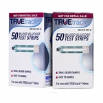 TRUEtrack Blood Glucose Test Strips, Retail, 100ct