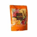 Tube Feeding Formula Real Food Blends 9.4 oz. Pouch Ready to Use Salmon Oats / Squash Adult / Child