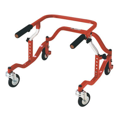 Drive Medical Tyke Red Posterior Safety Roller