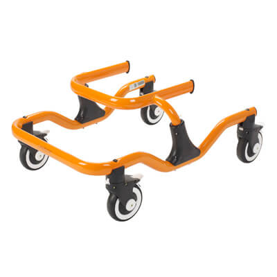Drive Medical Tyke Trekker Orange Gait Trainer