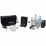 Ultima 5 Digital Dual Channel TENS Unit - 5 Modes plus Accessory Kit
