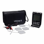 Ultima 5 Digital Dual Channel TENS Unit -  5 Modes with Timer
