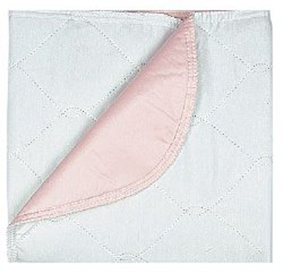 Underpad Becks 34 X 36 Inch Reusable Polyester / Rayon Heavy Absorbency
