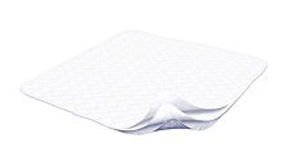 Underpad Dignity Washable Protectors 35 X 35 Inch Reusable Cotton Moderate Absorbency