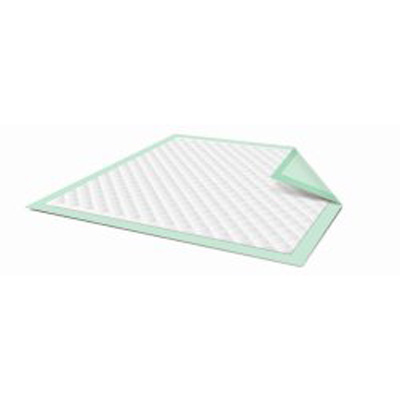Underpad McKesson Regular 23 X 36 Inch Disposable Fluff / Polymer Moderate Absorbency - UPMD2336V120