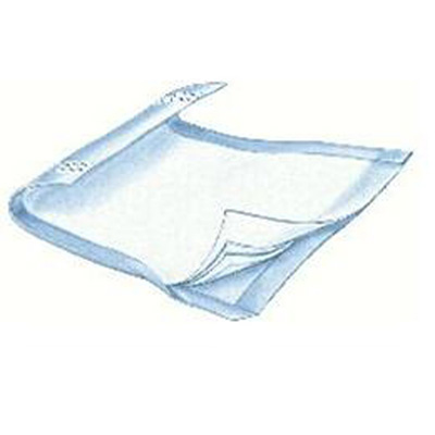 Covidien Wings Underpad 30 X 36 Inch Disposable Fluff / Polymer Heavy Absorbency - 959S - Case of 96