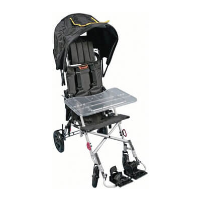 Drive Medical Upper Extremity Support Tray for Wenzelite Trotter Convaid Style Mobility Rehab Stroller Model