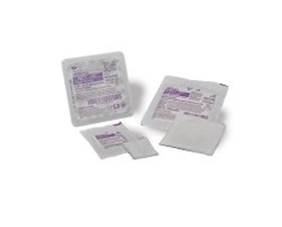 Curity AMD USP Type VII Antimicrobial Gauze Sponge Gauze 8-Ply 2 X 2 Inch Square Sterile - Case of 3000