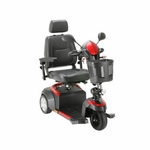 Drive Medical Ventura 3 Wheel Scooter with Captain Seat Model ventura318cs