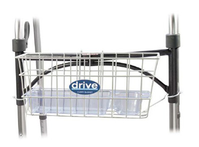 Drive Medical Walker Basket Model 10200b