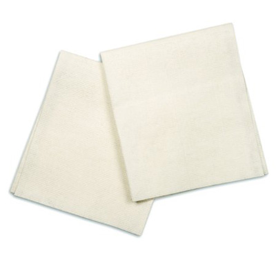 Dynarex Washcloth 12 x 13 Inch White Disposable - Case of 800