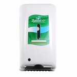 Zylast XP Hand Hygiene Dispenser White Push Bar 1 Liter Wall Mount