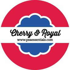 Cherry and Royal Ink