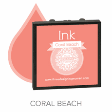Three Designing Women Ink - Coral Beach