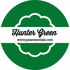 PSA Essentials - Hunter Green Ink