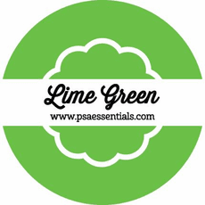 PSA Essentials - Lime Green Ink
