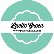 Lucite Green Ink