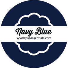 Navy Blue Ink
